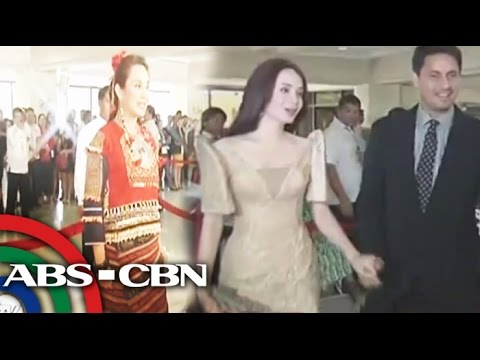 Fashion - Aside from the yearly speech, the different fashion statements of those who attended the State of the Nation Address of Pres. Noynoy Aquino also became the talk of the town. Subscribe to the...