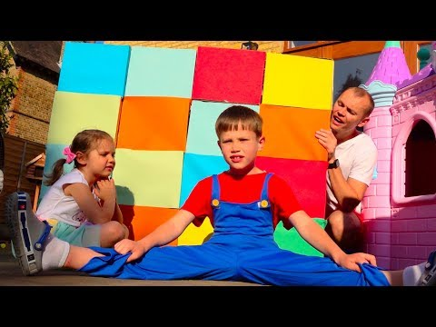 7 000 000 ПОДПИСЧИКОВ и Slime PRANK for daddy (видео)