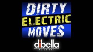 Thumbnail for DiBella — Dirty Electric Moves (Lazy Rich vs. Mord Fustang vs. Skrillex vs. Rihanna vs. Maroon 5 vs. Taio vs. Stan vs. J-Lo)