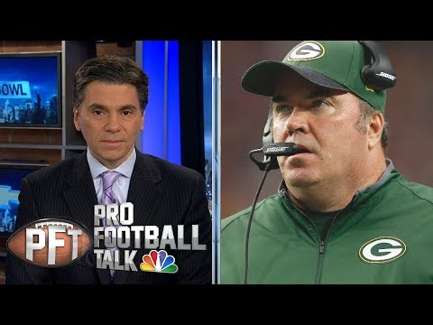 Video: How Mike McCarthy has hurt the Green Bay Packers | Pro Football Talk | NBC Sports
