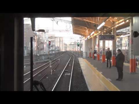 [FHD]東武伊勢崎線 春日部→北千住 Cabview : Tobu Isesaki Line Kasukabe to Kitasenjyu