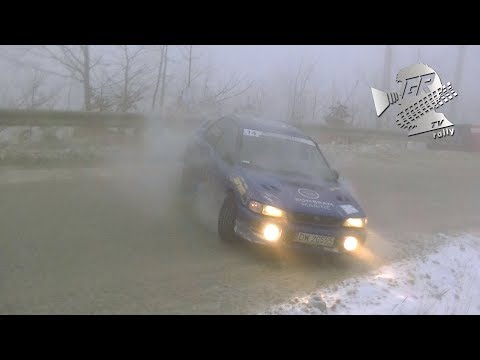 RSPS 6° Walimska Zimówka 2018 | BEST of POWERSLIDES & RALLY FANS REACTION by GRB