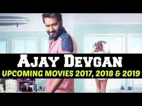 Video Ajay Devgan Upcoming Movies 2017, 2018 & 2019 | Ajay Devgn Bollywood Movie download in MP3, 3GP, MP4, WEBM, AVI, FLV January 2017