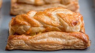 Ham, Egg, and Cheese Breakfast Braid by Tasty
