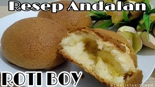 Video RESEP ROTI BOY KRISPY DILUAR LEMBUT DIDALAM - Mexican Bun -  Paparoti MP3, 3GP, MP4, WEBM, AVI, FLV Maret 2019