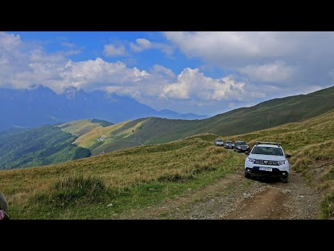 Dacia Duster Trails - New Pathfinders Event