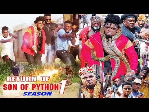 RETURN OF SON OF PYTHON SEASON 1- NIGERIAN MOVIES 2020 LATEST FULL  MOVIES