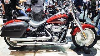 8. 2018 Harley Davidson New FATBOY 114