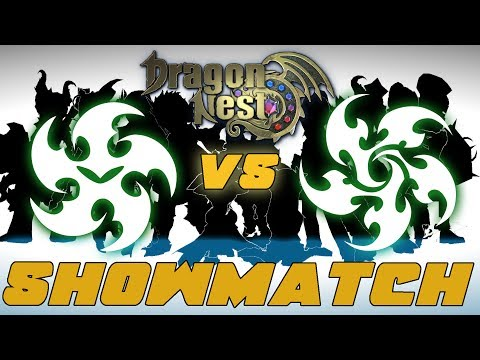 SHOWMATCH #115 - Aecius (Raven) vs NoxNin (Ripper) - Dragon Nest SEA