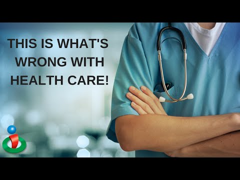 This is What's Wrong With Health Care!