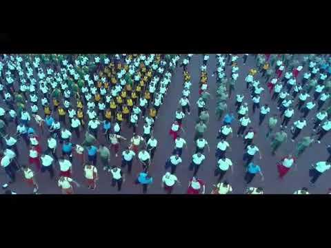 Olahraga Bersama TNI-Polri di Mabes TNI