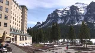 Lake Louise (AB) Canada  city images : The Fairmont Chateau Lake Louise Hotel, Alberta, Canada
