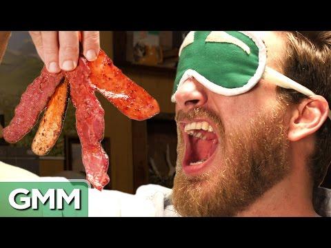 9 • E5___  _    Blind Bacon Taste Test