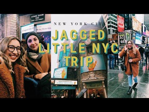 Jagged Little NYC Trip
