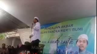 Sholawatan gak Apal  Nek kanggo riko Ngetipal    Kh anwar zahid terbaru  Sleman