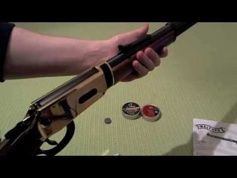Walther Lever Action Review