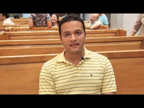 Testimony 4 on the first Arabic MA in Christian counseling, affiliated with SBCS, 2012 – 2013