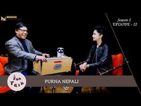 (Funtalk With Purna Nepali || पुराना हिट गीतहरु गायकबाटै ...29 min)
