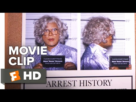 Tyler Perry's Boo 2! A Madea Halloween Movie Clip - Wanted (2017) | Movieclips Coming Soon