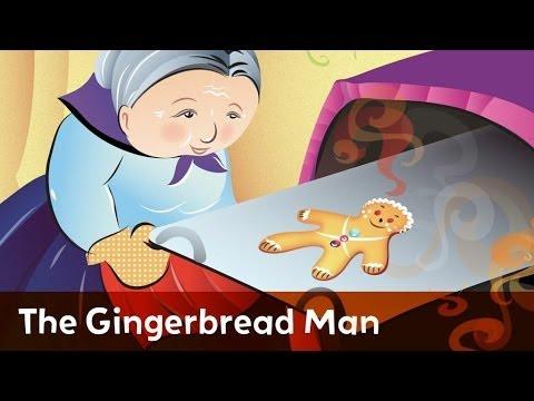 Fairytale: The Gingerbread Man read by John Krasinski by Speakaboos