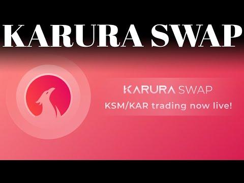 How to use KaruraSwap