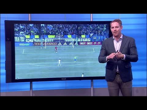 Video: Portland's defensive shape against Seattle | Axes and Os | Timbers in 30 | Nov. 16, 2018