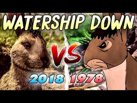 Watership Down 2018 VS.1978 Review!
