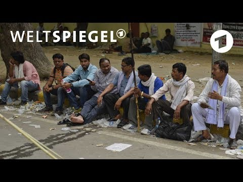 Indien: Aufstand der Dalits | Weltspiegel