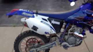 6. 2006 Yamaha wr250f walkaround....old style pilsner....drunk banter....cheers