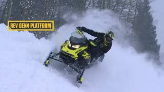 8. New 2018 Ski-Doo MXZ® Snowmobile for sale near St. Louis & Columbia, MO