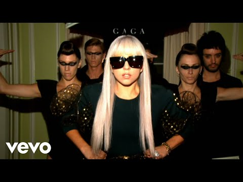 Lady Gaga – Beautiful, Dirty, Rich