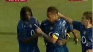 Thierry Henry beim Freundschaftsspiel gegen den SC Weiz (2005)