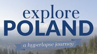 Genialne!!! Filmowa podróż po Polsce w technice hyperlapse