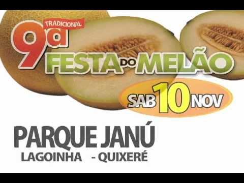 9ª FESTA DO MELAO DE LAGOINHA QUIXERE COM GAVIOES DO FORRO FORRO CANGAÇO E FORRO PISADA.avi