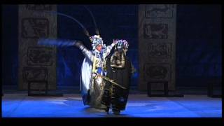 2011 Festival backstage - Peking Opera Explained