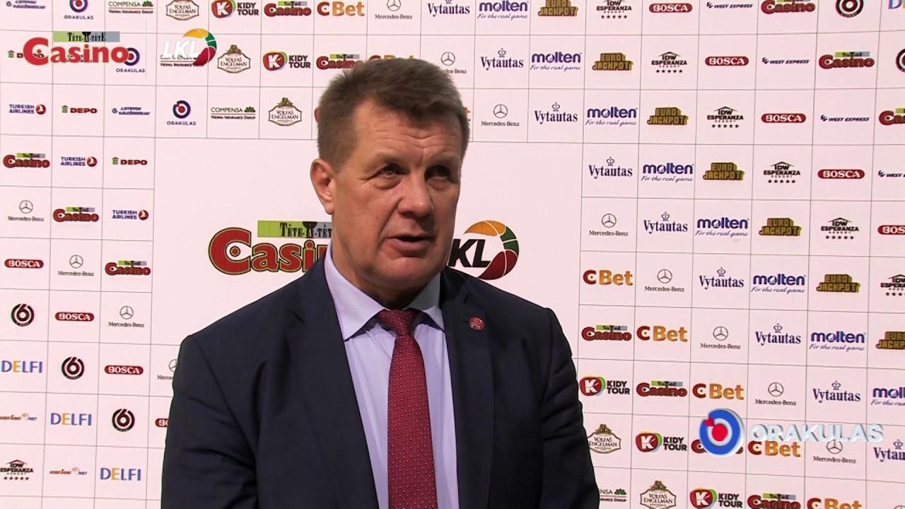"""A. Sireika: """"Turėsiu daugiau mėgstamų žaidėjų Lietuvoje – J. Diggsas nė kiek nenusileido D. Low"""""""