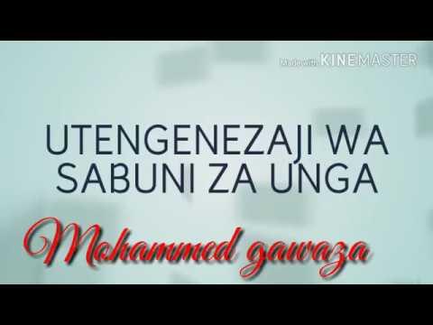 UJASIRIAMALI : Tengeneza sabuni ya Unga( DETERGENT ) kwa njia rahisi