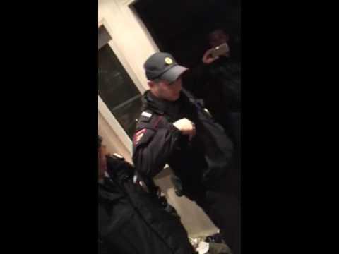 Бездействие полиции (видео)
