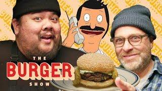 Video Bob's Burgers Taste-Test with H. Jon Benjamin | The Burger Show MP3, 3GP, MP4, WEBM, AVI, FLV Desember 2018