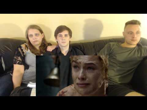 "Game of Thrones Reaction Season 5 Episode 10 ""Mother's Mercy"" S05 E10"