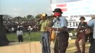 Download Lagu Werrason, Ferre Gola, Didier Lacoste & Adolphe Dominguez - Djodjo Ngonda (live 1997) Mp3