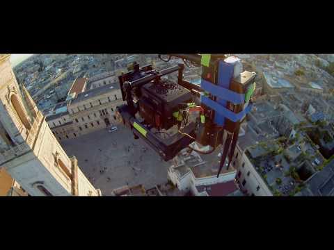 """BTS """"Lecce città d'arte"""" girato con RED Monstro 8K VV"""