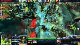 VG vs Secret, game 2