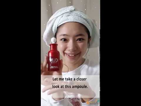 [Beauty Haul] CLIV Ginseng Berry Premium Ampoule 50ml