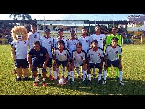 Sub15 e 17 Boston City FC Brasil, seguem mineiro com vantagem ao derrotar o Luziense.