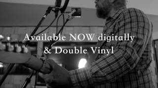 Jeremy Pinnell 'Live @ Candyland Studios' available NOW digitally and double VINYL.