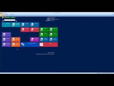 Configuración y Generación de Información Exógena en World Office