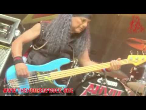 anvil - Anvil Live at Wacken 2013 (Full concert)