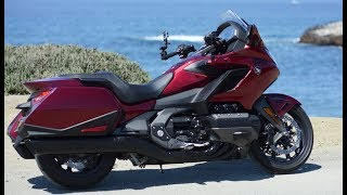9. 2018 DCT Goldwing Extended Demo Revew