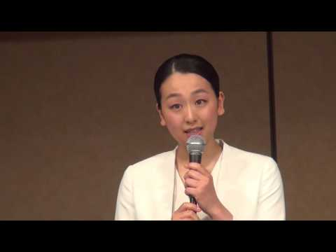 結婚の御予定は?!浅田真央、引退記者会見